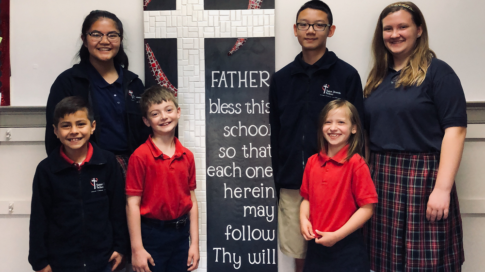 Catholic Schools Annual Report 2019-2020
