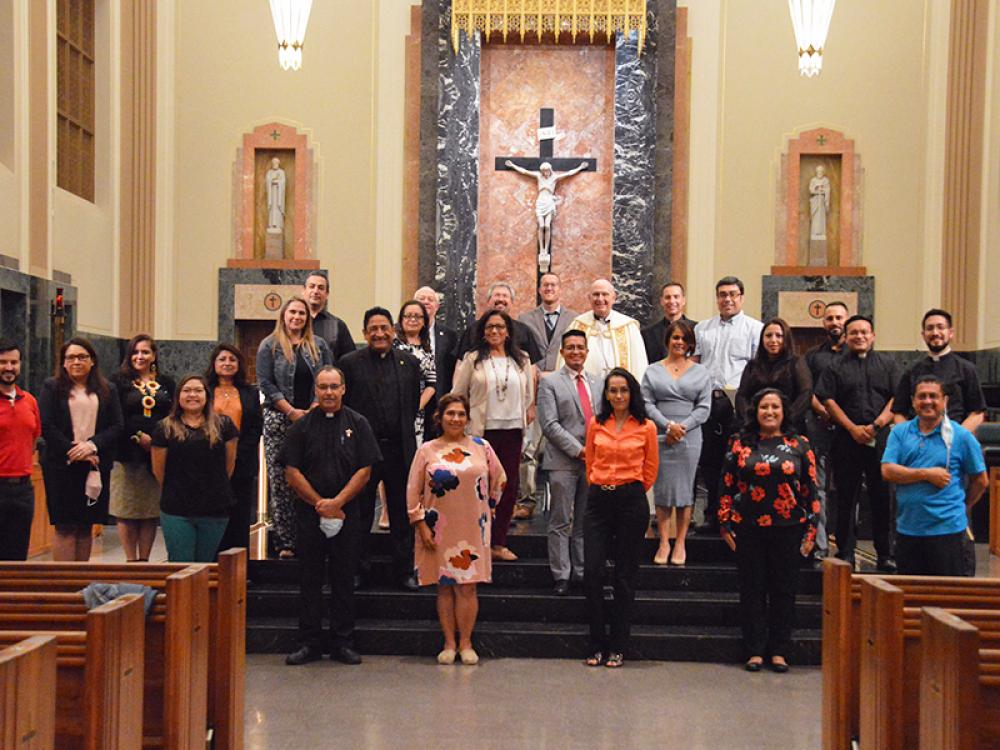 The Diocese of Joliet Selected to Partner with Leadership Roundtable to Train Hispanic Leaders