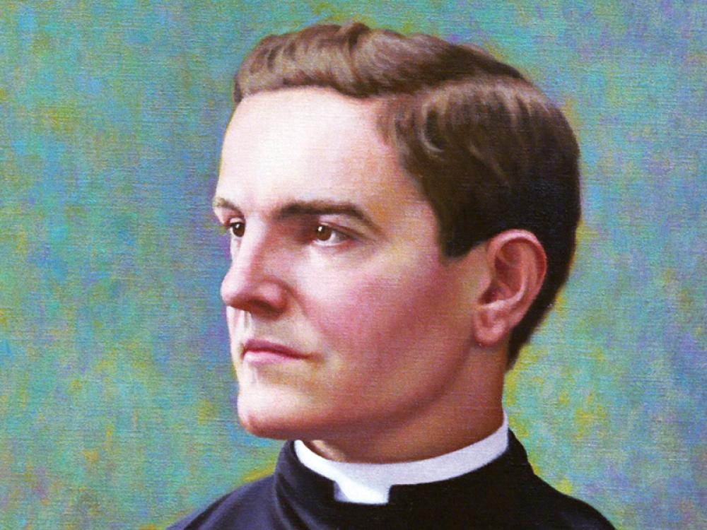 Father Michael McGivney:The First American Priest to Be Beatified